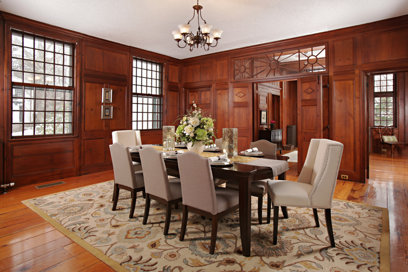 Goddard Ave Dining Room
