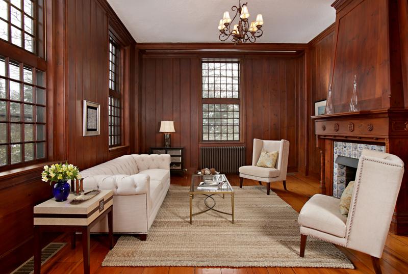 Goddard Ave Living Room