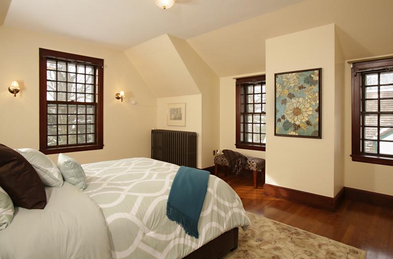 Goddard Ave Master Bedroom
