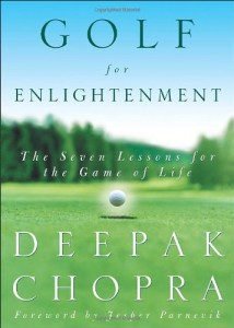 Golf Book-Deepak Chopra Image