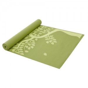 Gaiam Tree of Life Yoga Mat