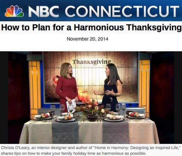 NBC Connecticut Thanksgiving Tips 11-2014 Image