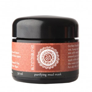 Purifying Mud Mask Image