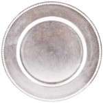 Koyal Charger Plates