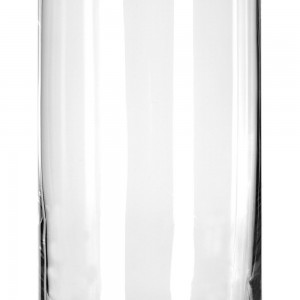 Libby Cylinder Vase Clear-Newsletter Vol 22 12-10-13