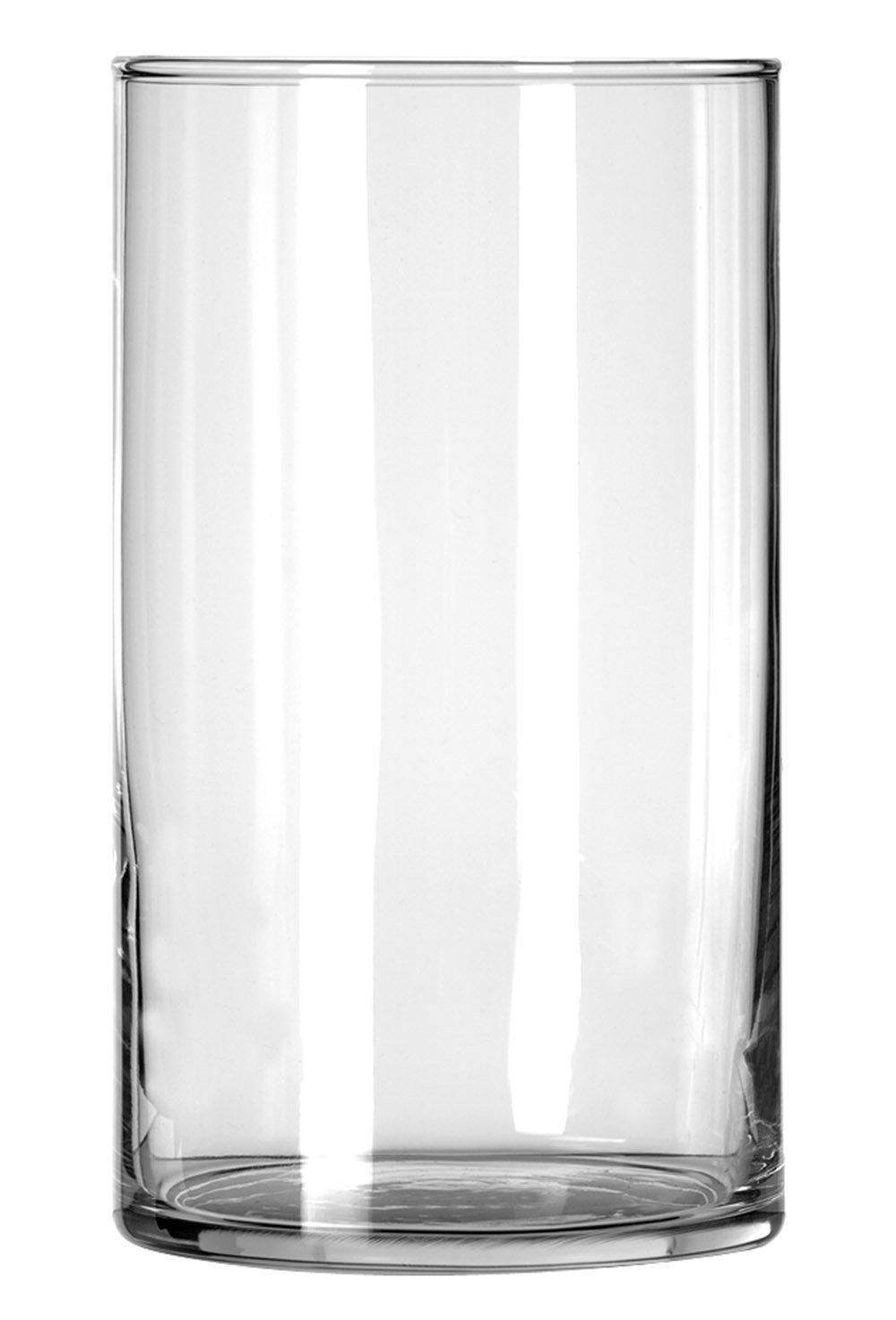 Libbey Cylinder Vase Set Of 12 Christa OLeary