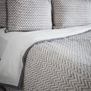 Hand Block Printed Organic Cotton Duvet Covers