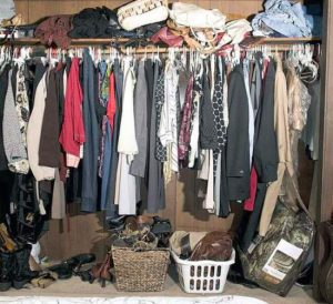Clutter Closet Image-photo credit-Bend Bulletin